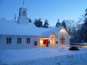 Winter Community Supper