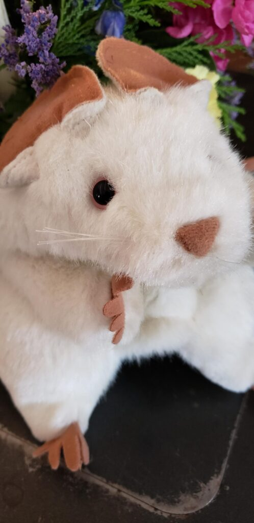 image of Giles the Church Mouse